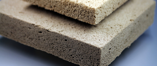 Fraunhofer: Recyclable Wood-Based Foam for Insulation & Packing |