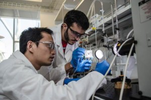 Photosynthesis to create hydrogen energy