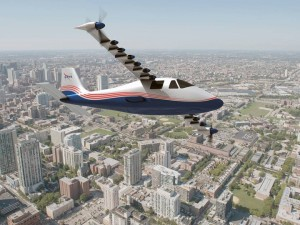 Electric Aircraft, NASA, research