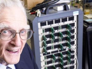 energy storage glass battery cleantech