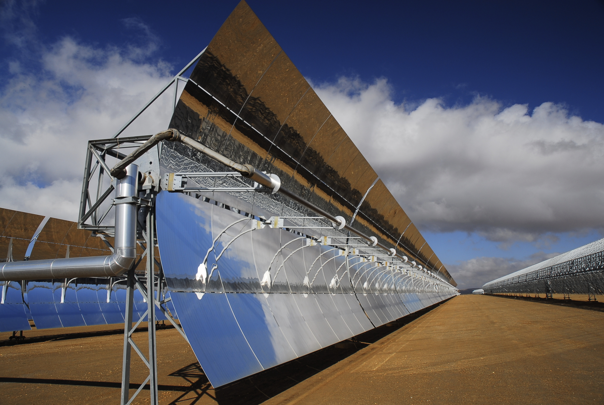 Concentrated photovoltaic CPV