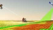 Vultus satellite precision farming
