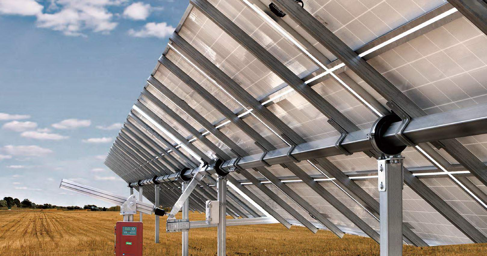 Squeezing Solar Tracker Innovation Boosts Market