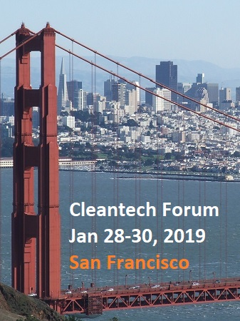 Cleantech Forum 2019
